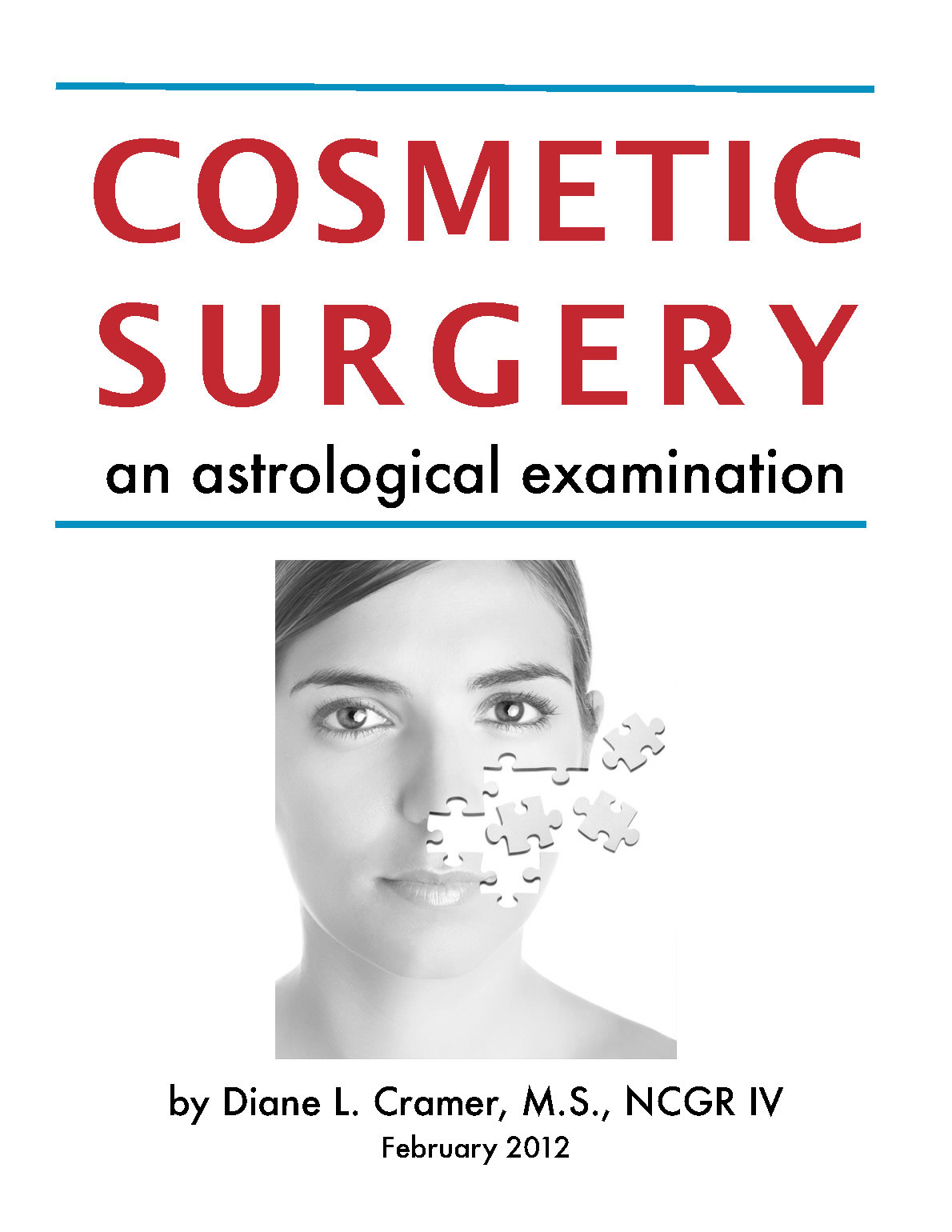 Cosmetic Surgery - An Astrological Examination