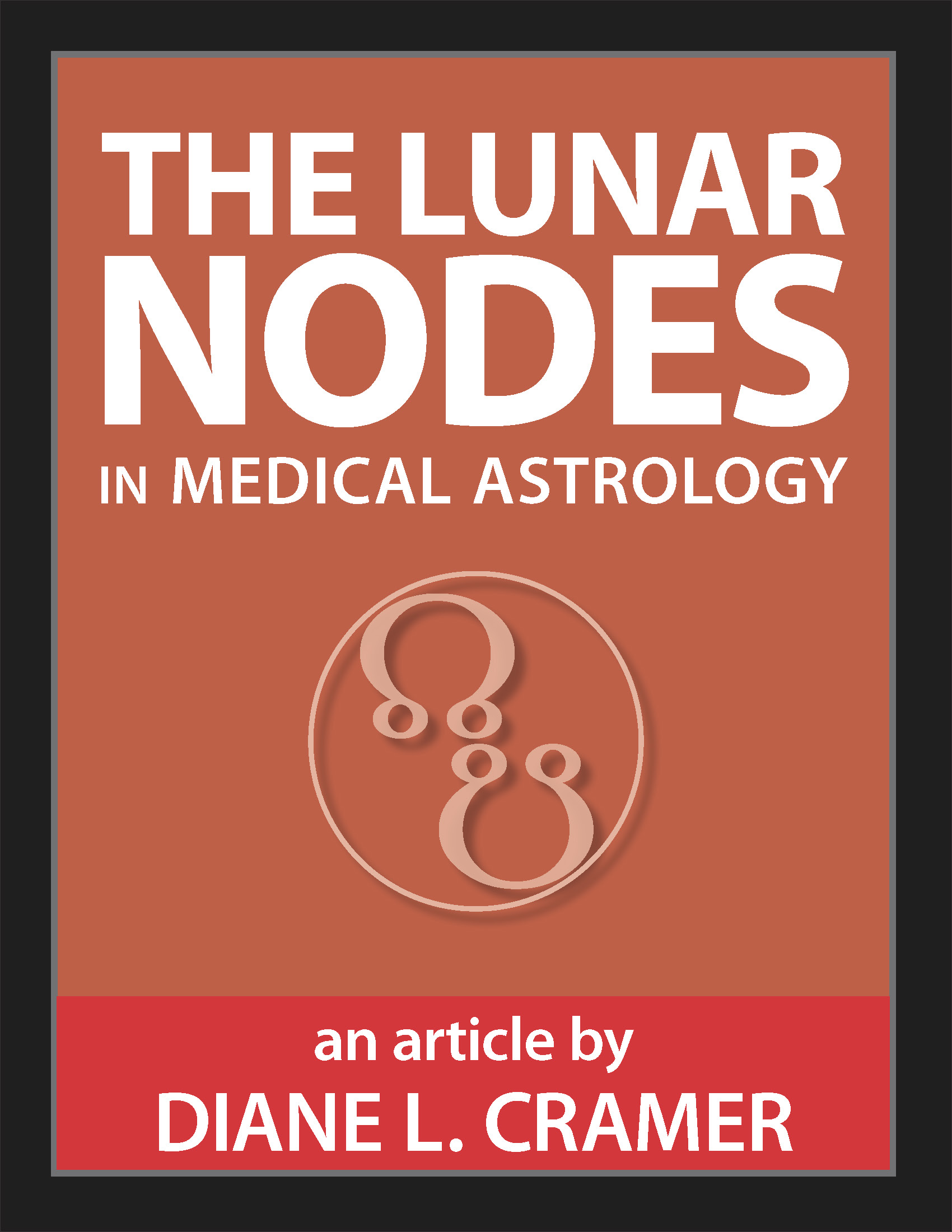 Lunar Nodes in Medical Astrology
