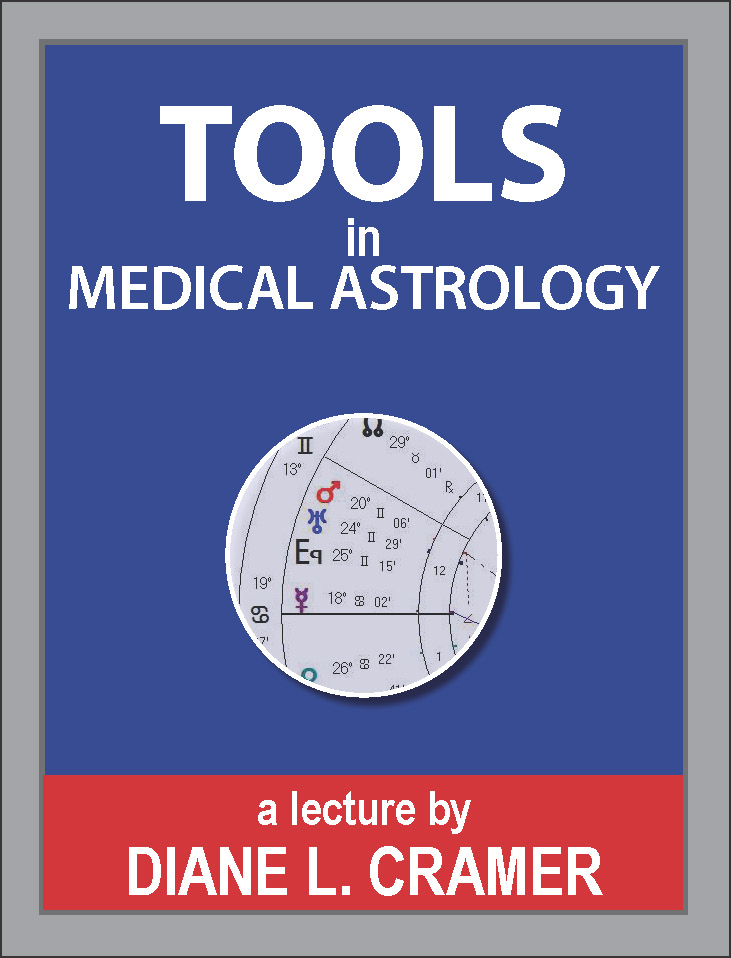 Tools in Medical Astrology Cover